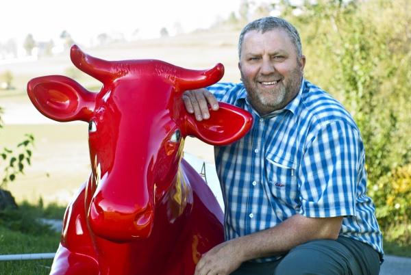 Landwirt Ewald Grünzweil